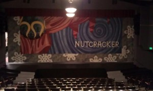 Nutcracker Show Drop
